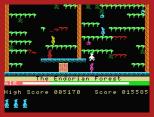 Manic Miner MSX 25