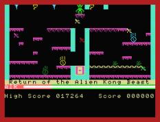 Manic Miner MSX 32