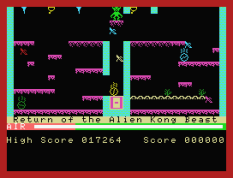 Manic Miner MSX 33