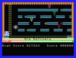 Manic Miner MSX 34