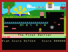 Manic Miner MSX 41