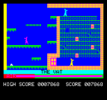 Manic Miner Oric 15
