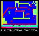 Manic Miner Oric 27