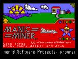 Manic Miner Sam Coupe 28
