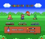 Mario and Wario SNES 02