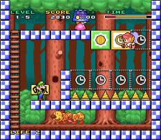 Mario and Wario SNES 10