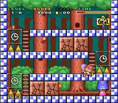 Mario and Wario SNES 11