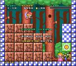 Mario and Wario SNES 16