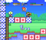 Mario and Wario SNES 25