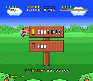 Mario and Wario SNES 31