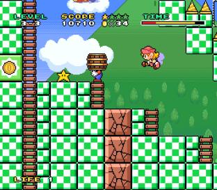 Mario and Wario SNES 42