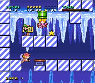 Mario and Wario SNES 53