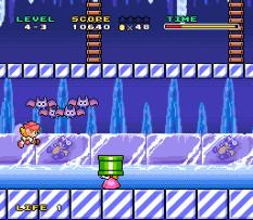 Mario and Wario SNES 54