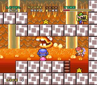 Mario and Wario SNES 67