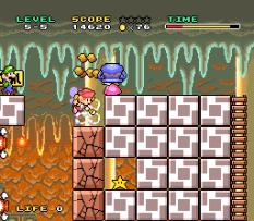 Mario and Wario SNES 77
