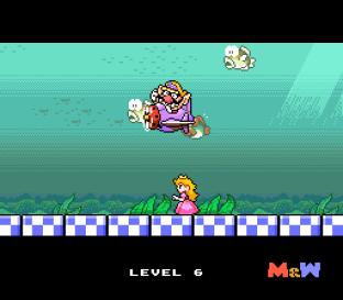 Mario and Wario SNES 78