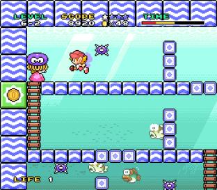 Mario and Wario SNES 86