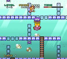 Mario and Wario SNES 87