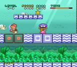 Mario and Wario SNES 90