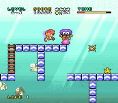 Mario and Wario SNES 95