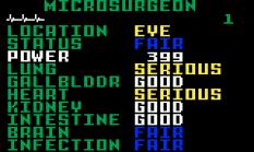 Microsurgeon Intellivision 02