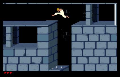 Prince of Persia Amiga 09