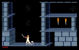 Prince of Persia Amiga 10