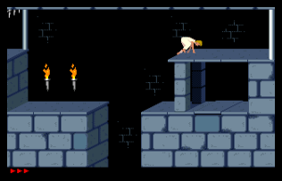 Prince of Persia Amiga 11