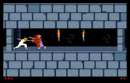 Prince of Persia Amiga 12