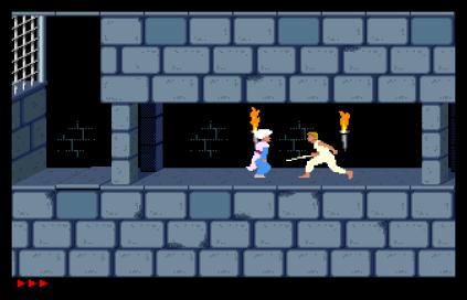Prince of Persia Amiga 20