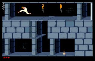 Prince of Persia Amiga 21