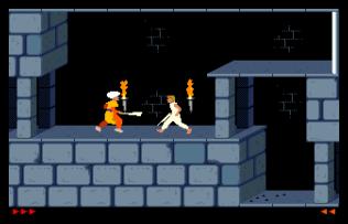 Prince of Persia Amiga 22
