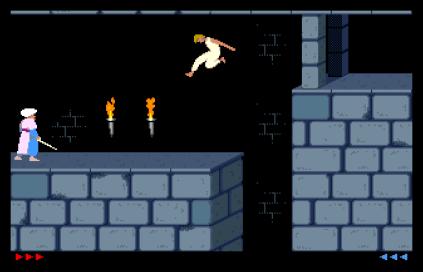 Prince of Persia Amiga 23