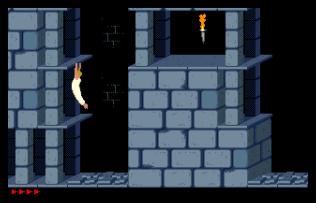 Prince of Persia Amiga 32
