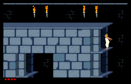 Prince of Persia Amiga 34