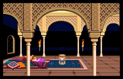 Prince of Persia Amiga 42
