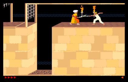 Prince of Persia Amiga 45
