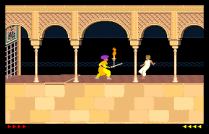 Prince of Persia Amiga 50