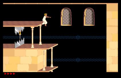 Prince of Persia Amiga 53