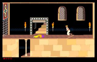 Prince of Persia Amiga 55