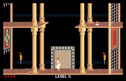 Prince of Persia Amiga 56