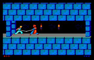 Prince of Persia Amstrad CPC 12