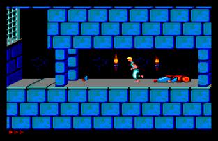 Prince of Persia Amstrad CPC 20