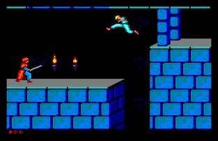 Prince of Persia Amstrad CPC 23