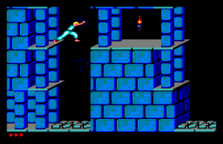Prince of Persia Amstrad CPC 31