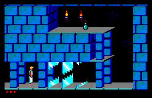 Prince of Persia Amstrad CPC 34