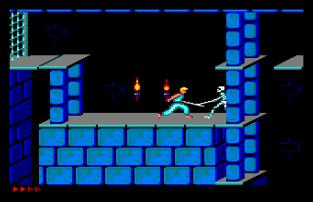 Prince of Persia Amstrad CPC 42
