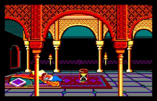 Prince of Persia Amstrad CPC 45