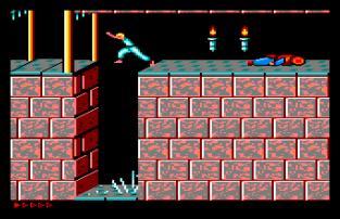 Prince of Persia Amstrad CPC 53
