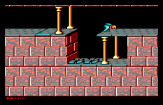 Prince of Persia Amstrad CPC 54